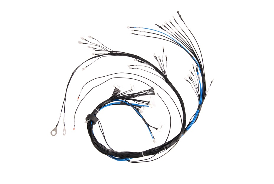 we supply a wide range of custom wiring harnesses  wiring